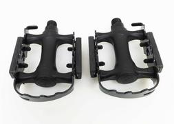 VP-990s MTB Mountain Bike Pedals PP Body Steel Cage 9/16 Bor