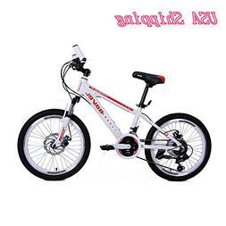 Bavel® Children Kids Bicycle 18 Speed Complete Mountain Bik