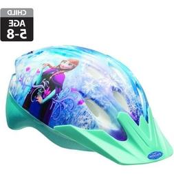 Bell Sports Disney Frozen Self-Adjust Bike Helmet, Child, St