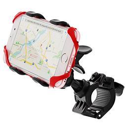 Bike Mount, GreatShield Clip-Grip  Handlebar Bicycle Mount H