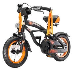 BIKESTAR® Original Premium Safety Sport Kids Bike with side