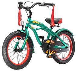 Bikestar 16 Inch  Kids Childrens Bike Bicycle - Cruiser - Gr