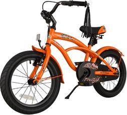 Bikestar 16 Inch  Kids Childrens Bike Bicycle - Cruiser - Or