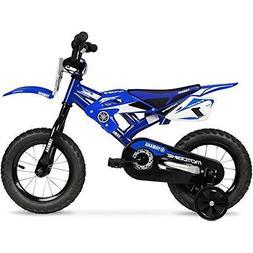 "Brand New 12"" BMX Yamaha Bike Bicycle Exercise Gym Motor Dir"