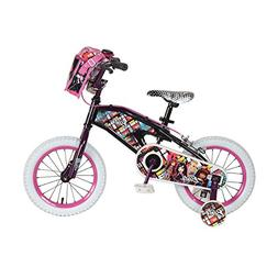 Bratz Kid's Bike, 14 inch Wheels, 8 inch Frame, Girl's Bike,
