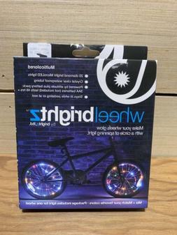 Brightz WheelBrightz LED Bicycle Wheel Accessory Light , Mul