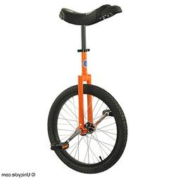 Club 20 Inch Freestyle Unicycle - Orange