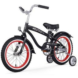 Firmstrong Bruiser Boy's Single Speed Bicycle w/ Training