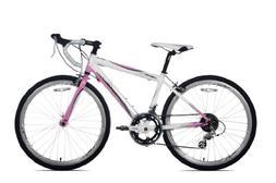 "Giordano Libero 1.6 Girls' Road Bike, 24"""