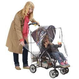 J is for Jeep Deluxe Stroller Weather Shield, Baby Rain Cove
