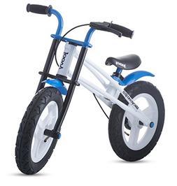 Joovy Bicycoo BMX Balance Bike, Blue, 21.5 x 16.2 x 33.5