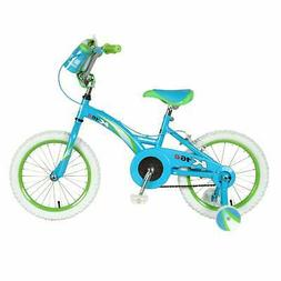 Kawasaki Monocoque Kid's Bike, 16 inch Wheels, 11 inch Frame
