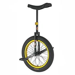 "Nimbus 19"" Vegas Trials Unicycle - Black"