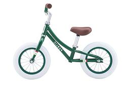 PUBLIC Bikes Kids Mini Balance Bike, Green