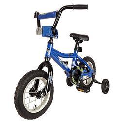Piranha Pronto Kid's Bike, 12 inch Wheels, 10 inch Frame, Bo