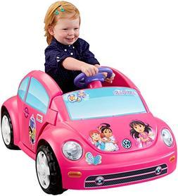 Power Wheels Nickelodeon Dora and Friends Volkswagen New Bee