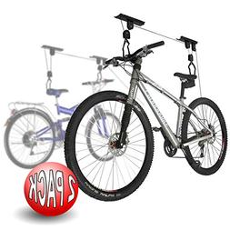 RAD Cycle Products Bike Lift Hoist Garage Mountain Bicycle H