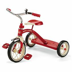 """Radio Flyer 10"""" Red Classic Tricycle"""