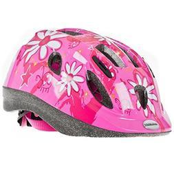2013 Raleigh Mystery Helmet Pink Flowers 52-56 cm