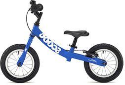 "Scoot 12"" Balance Bike in Matte Blue"