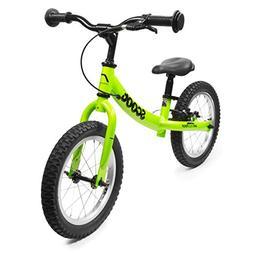 "Scoot XL 14"" Balance Bike in Gloss Lime"