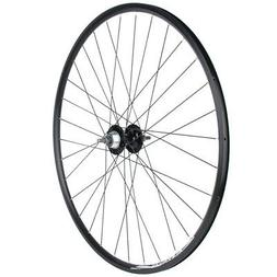 Sta-Tru Black High Flange Flip-Flop Track Hub Rear Wheel