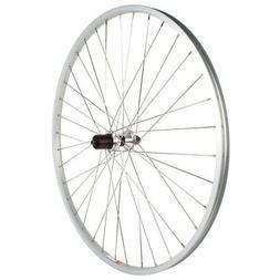 Sta-Tru Silver ST735 36H Rim Rear Wheel