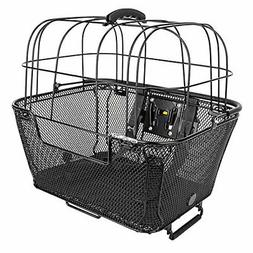 Sunlite RackTop/Handlebar pet Friendly QR Basket, 15.7 x 16.