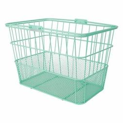 Sunlite Standard Mesh Bottom Lift-Off Basket w/ Bracket, Gre