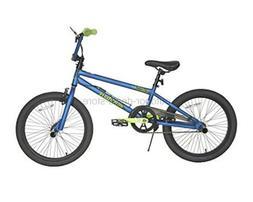 "TONY HAWK Boys Subculture Bike, Blue/Black/Green, 20""/One Si"