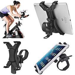 Tablet Holder for Spinning Bike,Universal iPad Mount for Ind