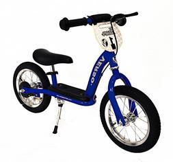 Verso by Kettler Racer Balance Bike, Blue, 12.5-Inch