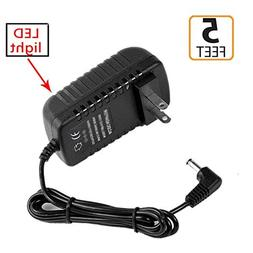 yan 12V AC Adapter Charger for DYNACRAFT Surge Camo 4x4 Wheel Quad Ride ON Battery