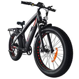 Addmotor MOTAN Electric Bicycles Mountain Fat Tire 26 Inch 7