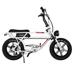 Addmotor MOTAN Electric Bikes for Adults,750W Motor 20 Inch