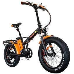 Addmotor MOTAN Folding Electric Bike 750W 20 Inch Fat Tire E