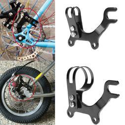 Adjustable Bicycle Bike Disc Brake Bracket Frame Adaptor Mounting G5L1 S3H6