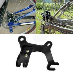 Metal Bicycle Bike Disc Brake 22//32mm Converter Rack Bracket Adapter Switch