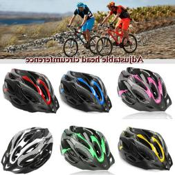 Adjustable Bicycle Helmets Cycling Road Bike Mountain MTB Sa