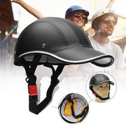 Windproof Safety Motorcycle Electric Bike Helmet Adjustable