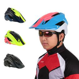 Adult Cycling Bike Helmet Safety Light LED Ultralight Mounta