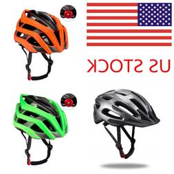 KUYOU Adult Cycling Bike Helmet Safety Light LED Ultralight