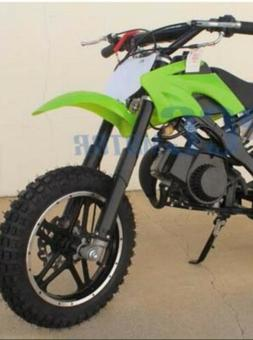Adult friendly Pit Bike Mini Dirt Bike 50cc