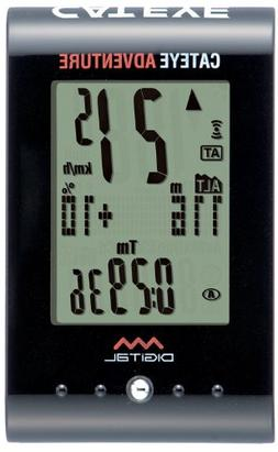 CatEye Adventure Wireless Bicycle Computer CC-AT200W