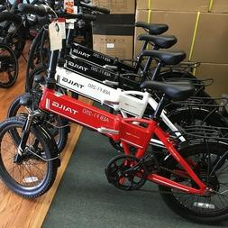 AEB Electric Folding Bikes and Bicycles