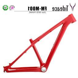 "Aero Carbon Mountain Bicycle Frame 26er 14"" Cycling MTB Bike"