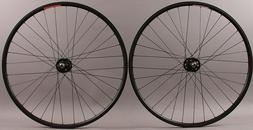 Velocity Aero Rims BLACK Fixed Gear Track Bike Singlespeed W