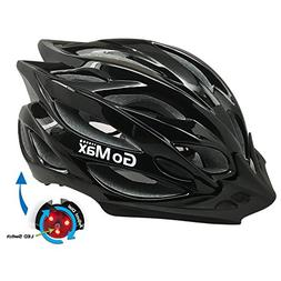 GoMax Aero Adult Safety Helmet Adjustable Road Cycling Mount