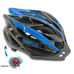 GoMax Aero Adult Safety Helmet Adjustable Road Cycling Mount
