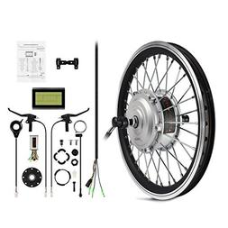 AFTERPARTZ® 26'' 36V 250W Electric Bike Bicycle Hub Motor C